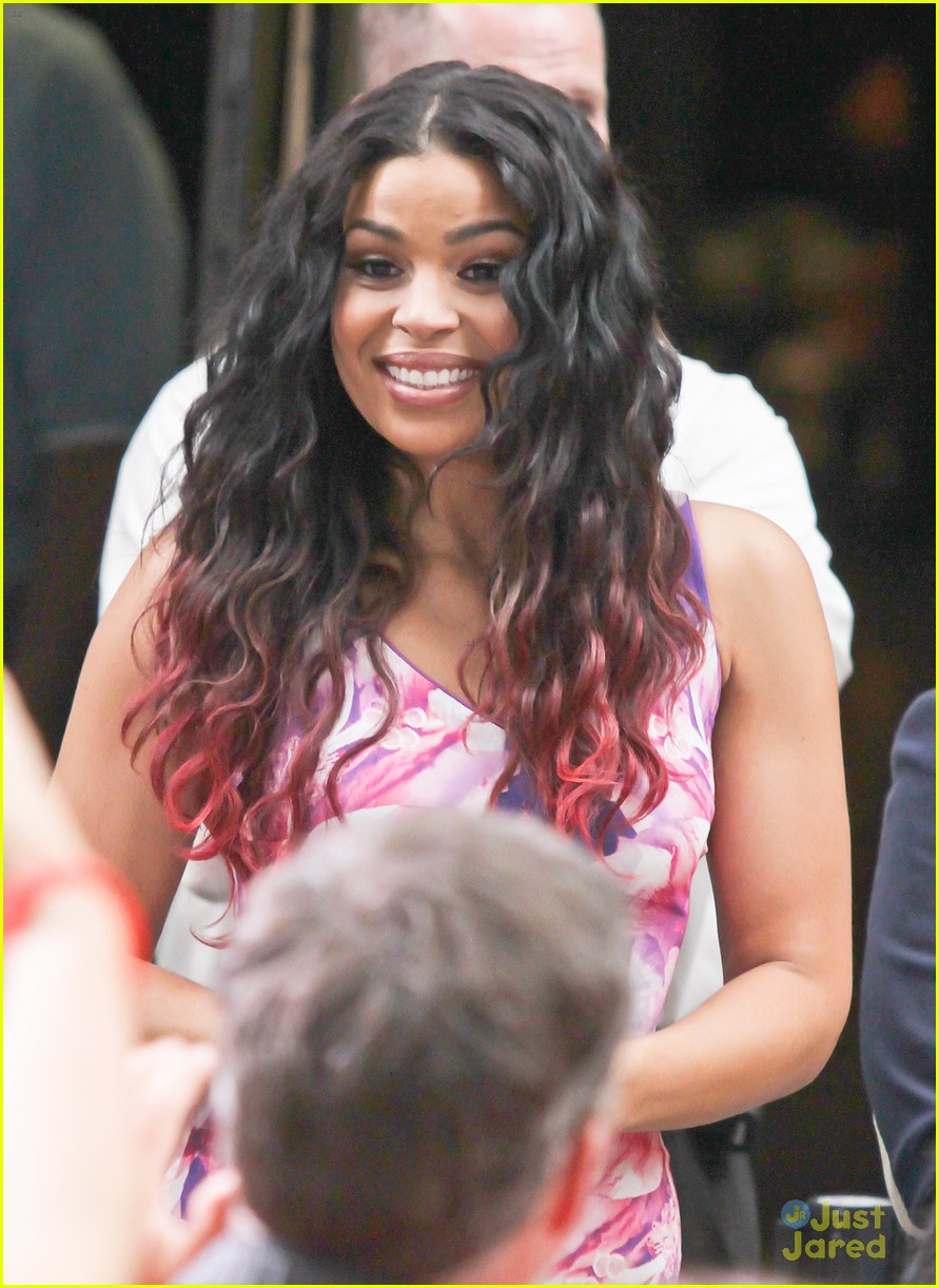 jordin sparks today show 01