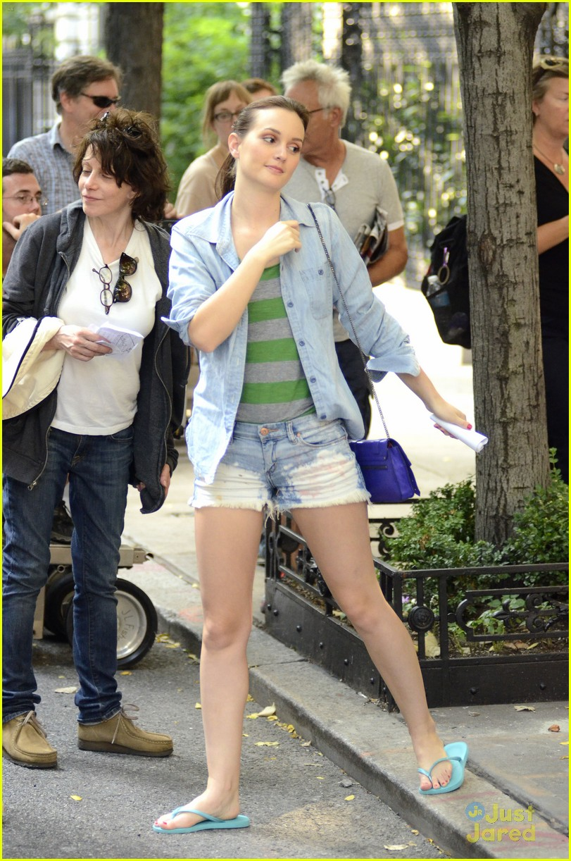 leighton meester ed westwick gg set 09