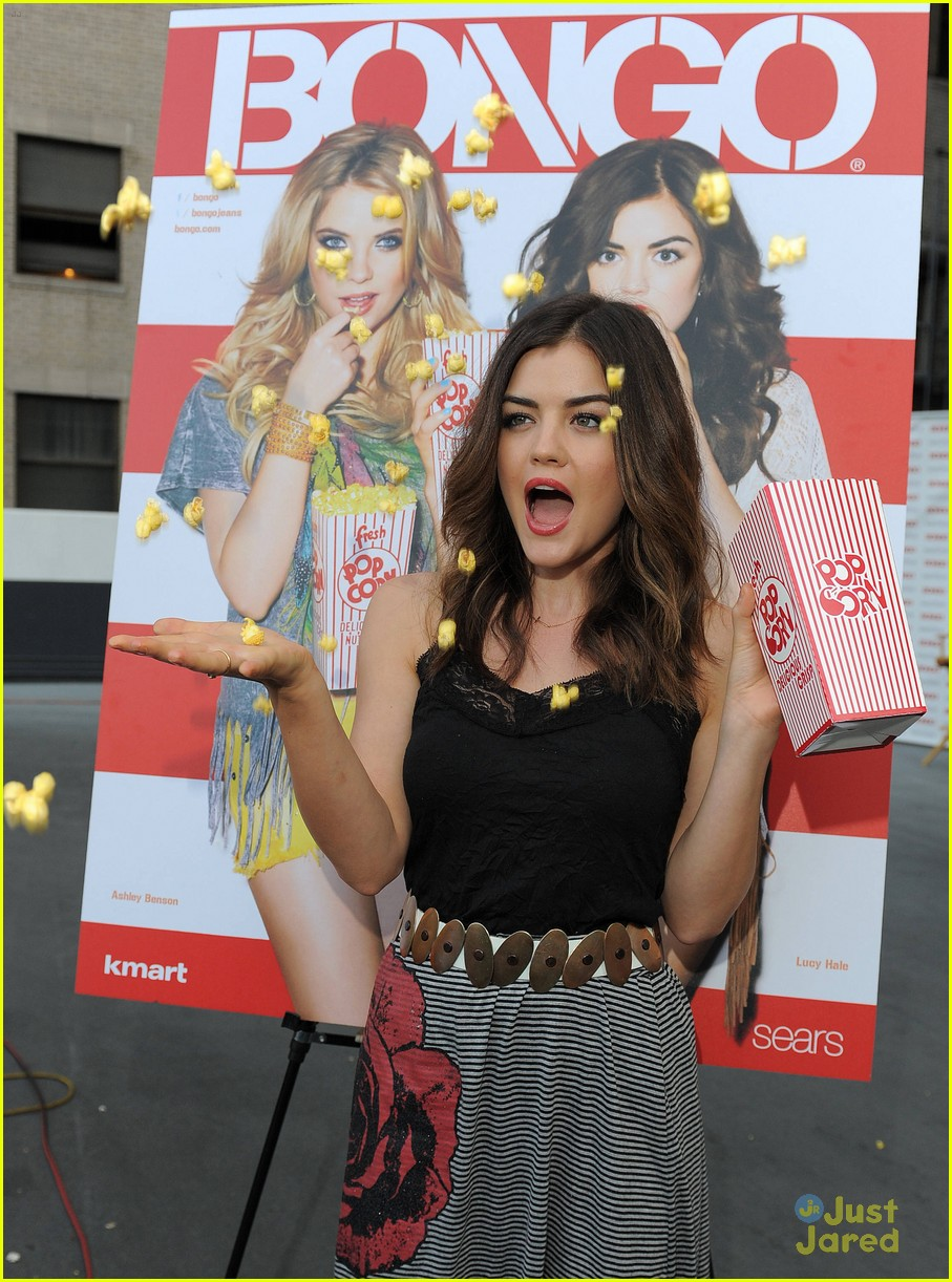 lucy hale bongo drive in 09