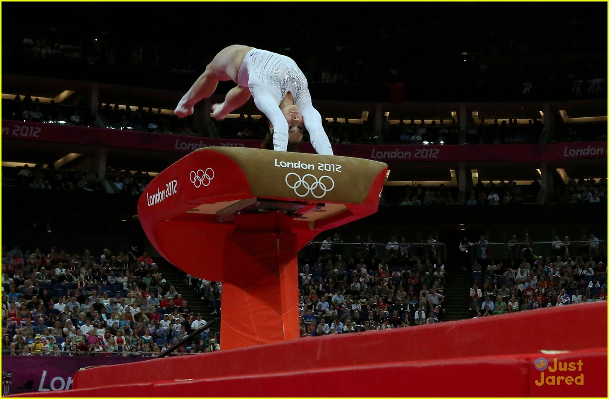 mckayla maroney silver vault olympics 11