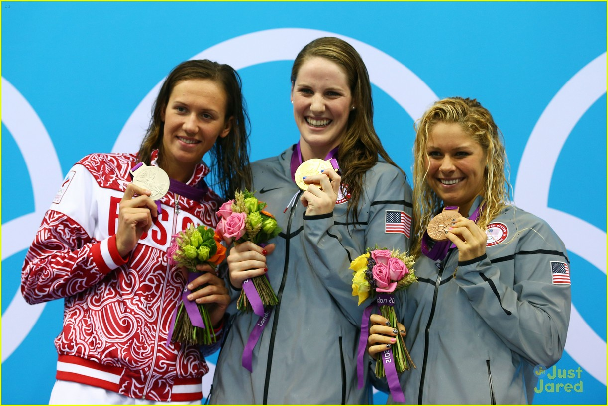 missy franklin world record olympics 11