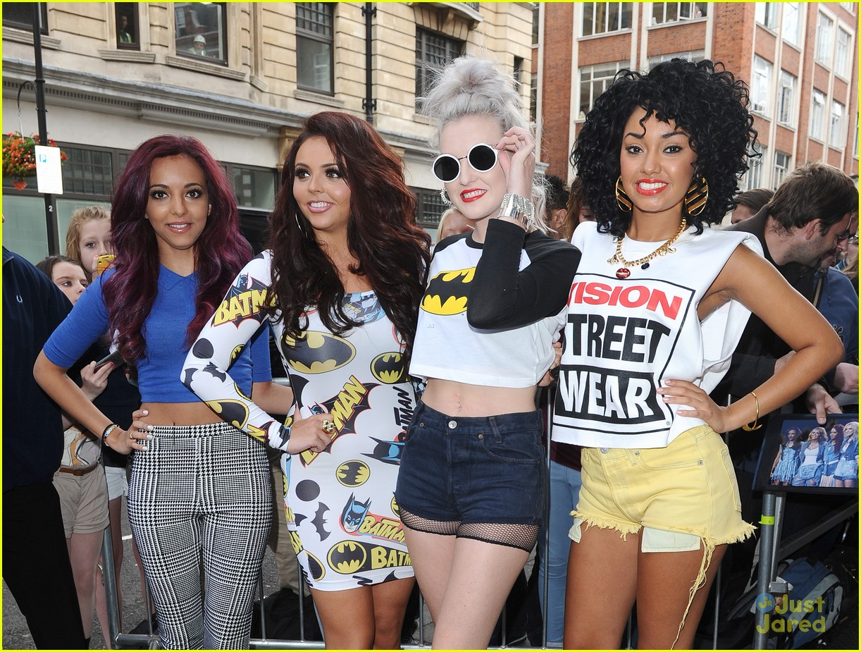 little mix bbc radio 09
