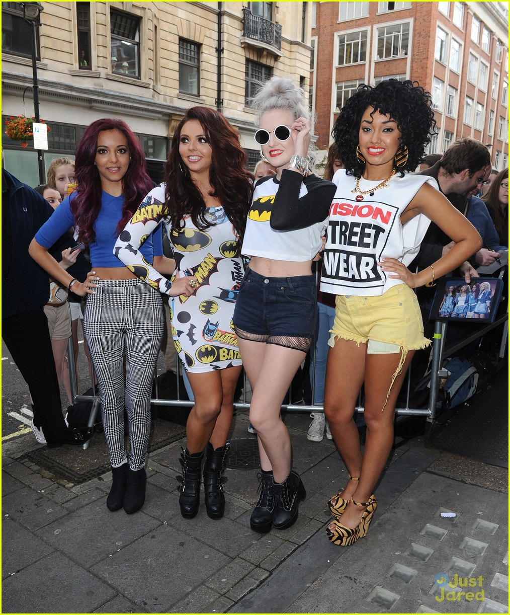 little mix bbc radio 14