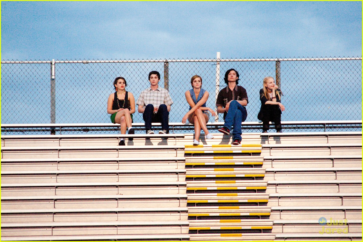 perks of being a wallflower set visit report 10