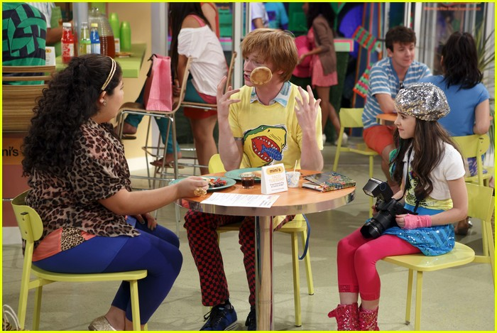 austin ally magazines stills 03
