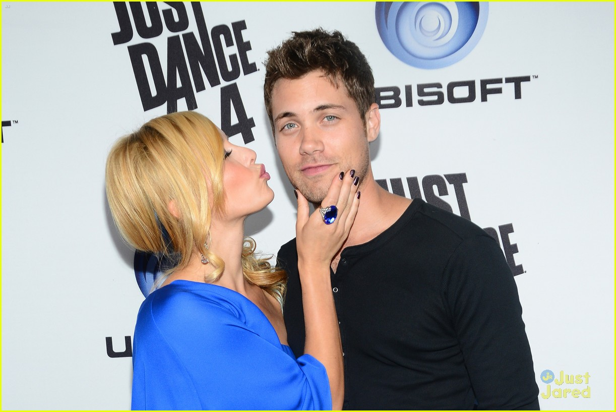 amy paffrath drew seeley just dance 02