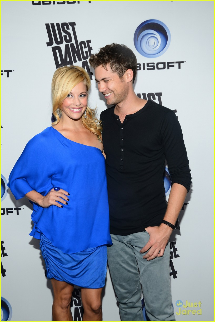drew seeley amp amy paffrath just dance duo photo 499672