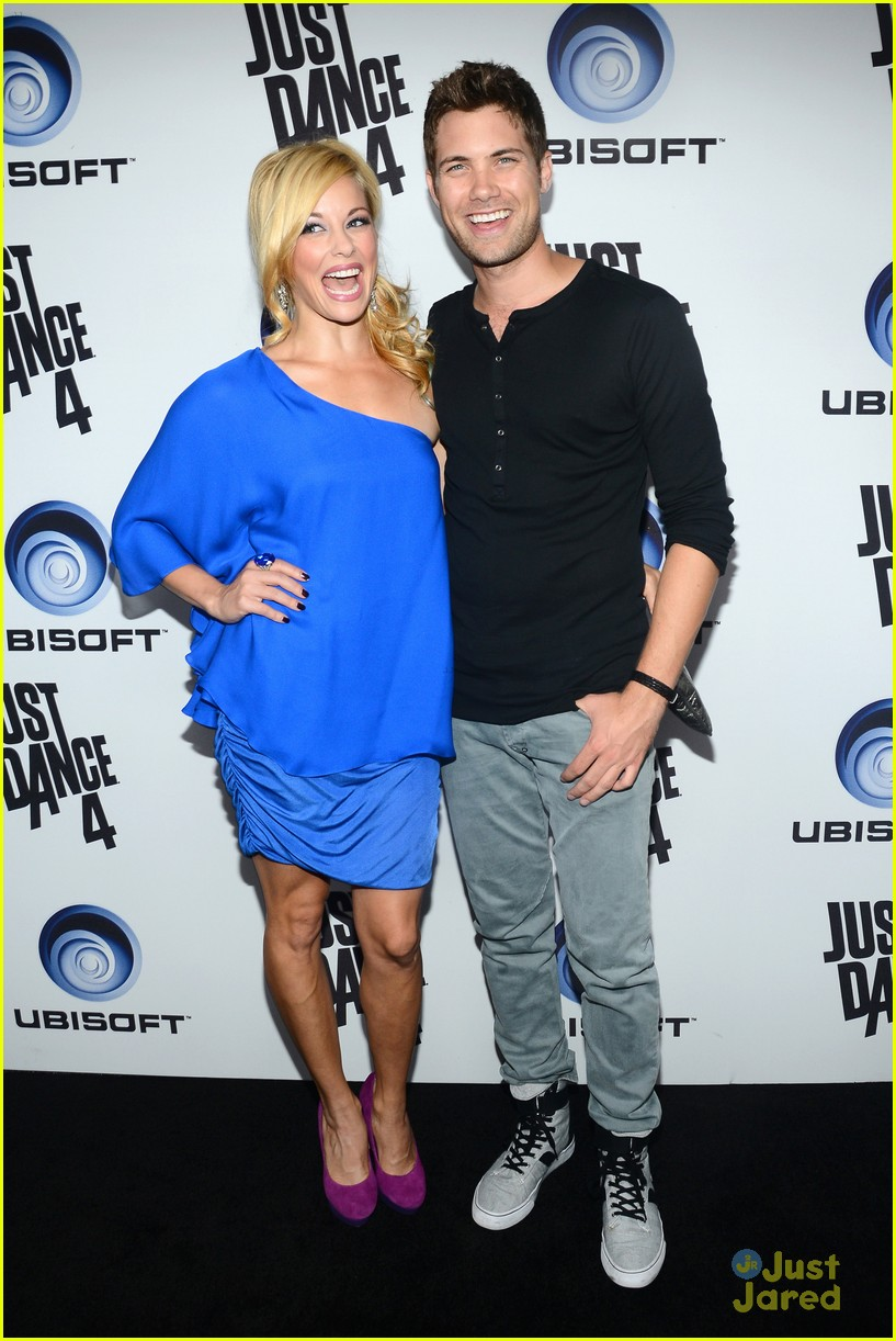 amy paffrath drew seeley just dance 13