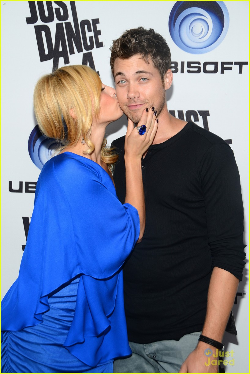 Chelsea Kane amp Drew Seeley Lovestruck Premieres April