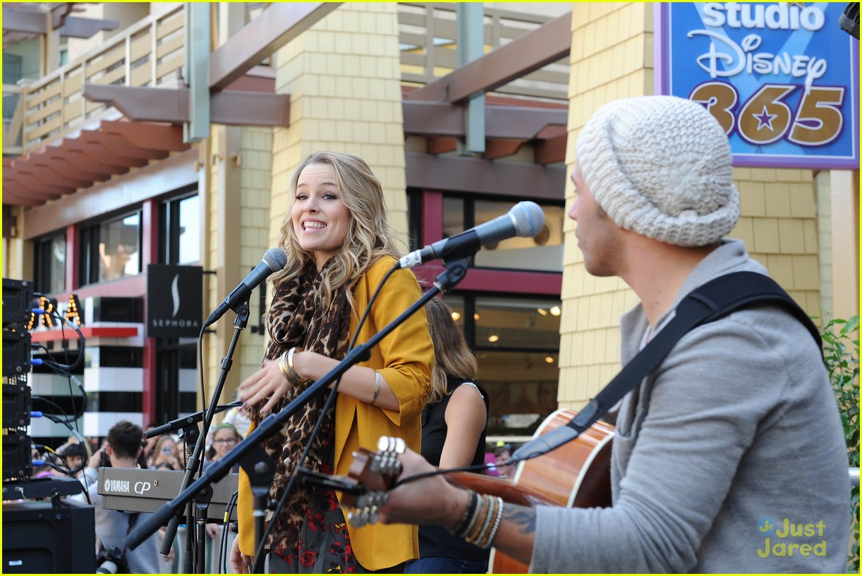 bridgit mendler downtown disney 01