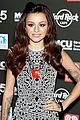 Cher-hardrock cher lloyd hard rock nyc 09
