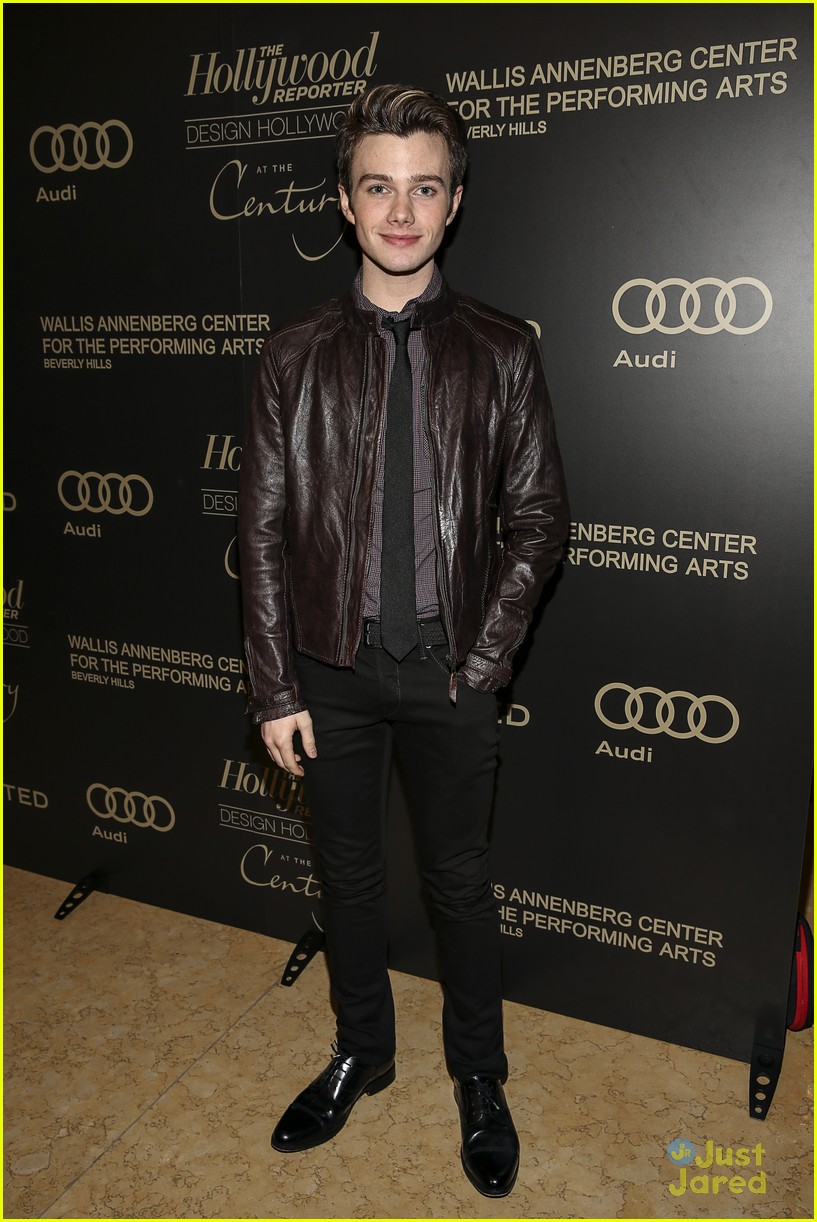 chris colfer thr design event 07