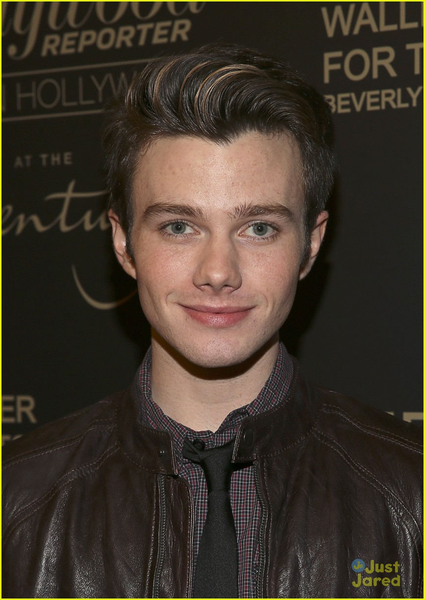 chris colfer thr design event 09