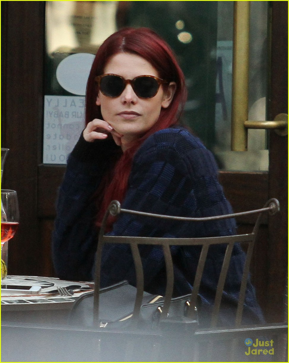 ashley greene red hair 03