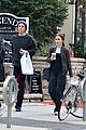 Lily-starbucks lily collins jamie bower coffee run 01
