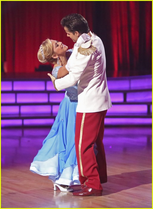 sabrina bryan waltz dwts 14