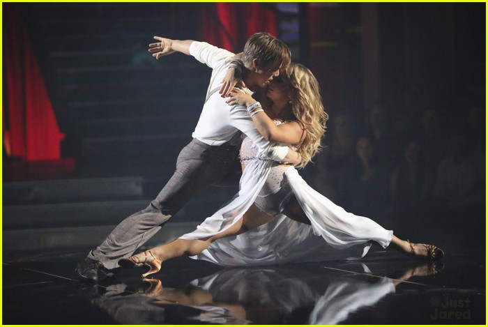 shawn johnson derek hough rumba dwts 02