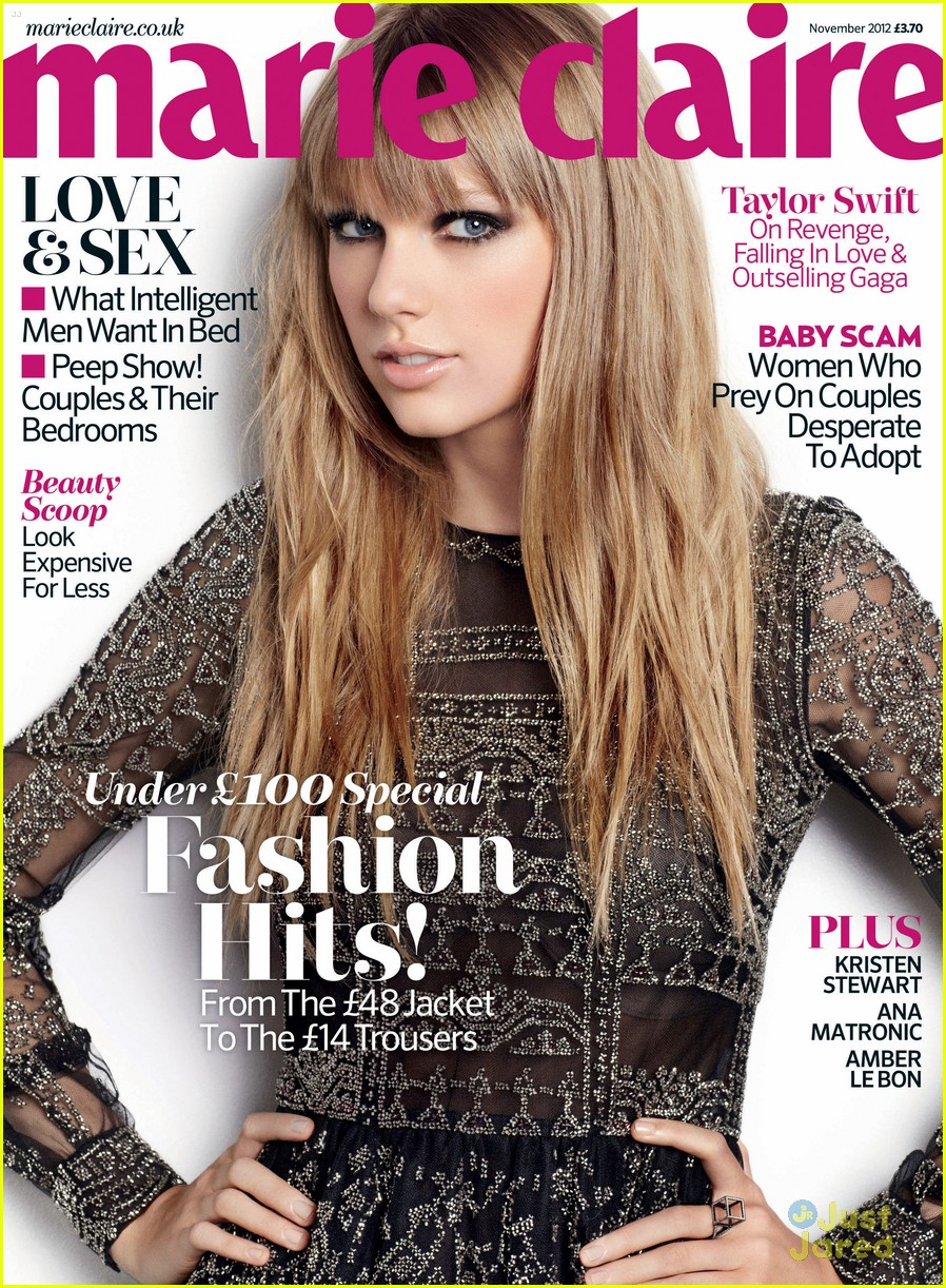 taylor swift marie claire uk 01