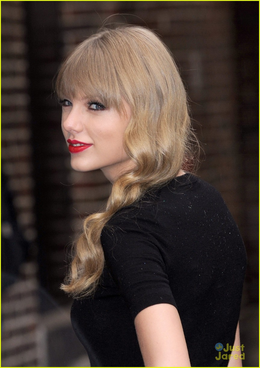 taylor swift letterman begin again video 04