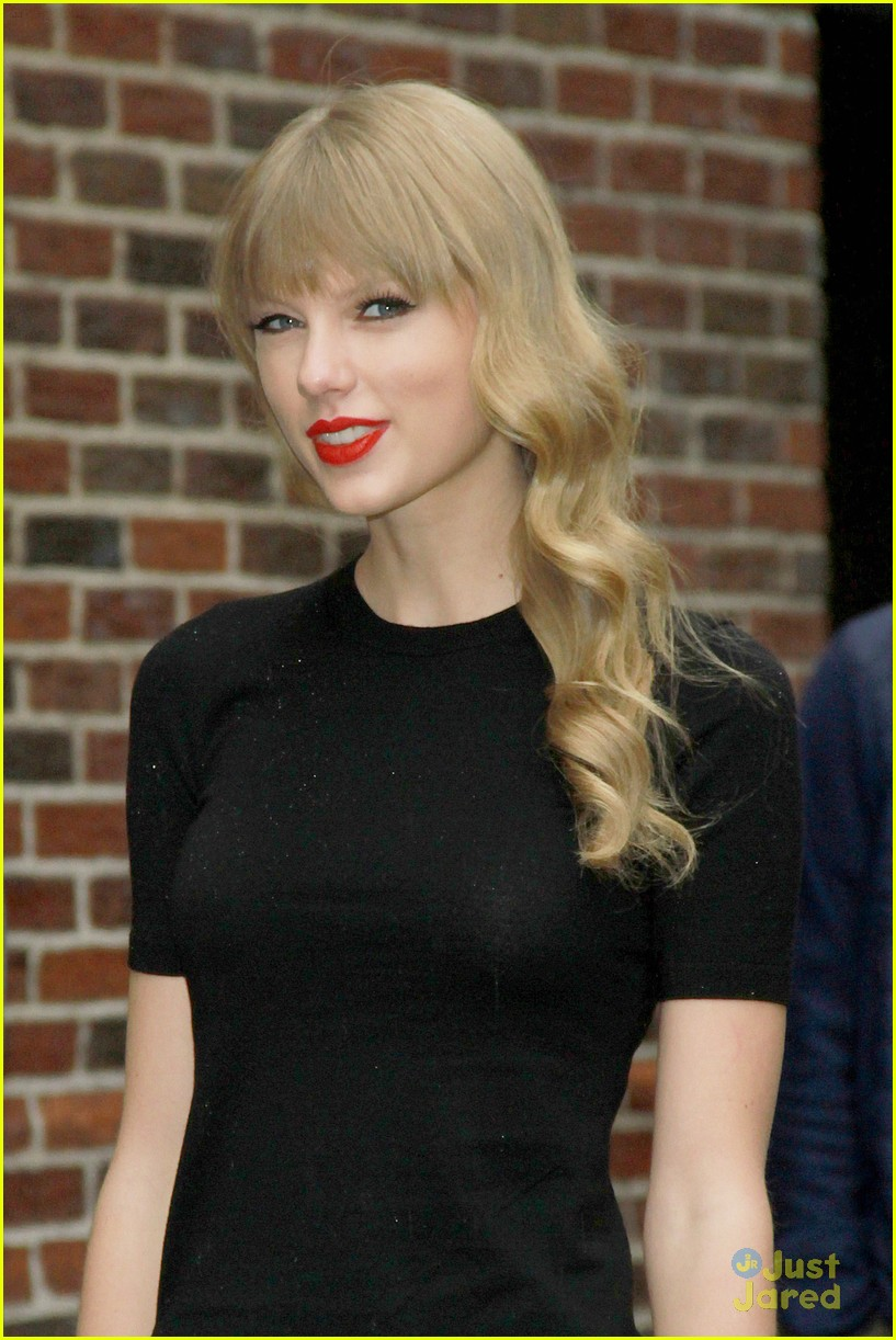 taylor swift letterman begin again video 07