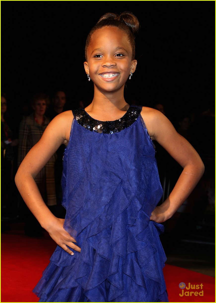 quvenzhane wallis beasts of the southern wild london premiere 02