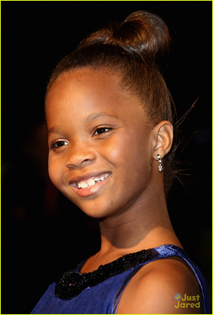 quvenzhane wallis beasts of the southern wild london premiere 04
