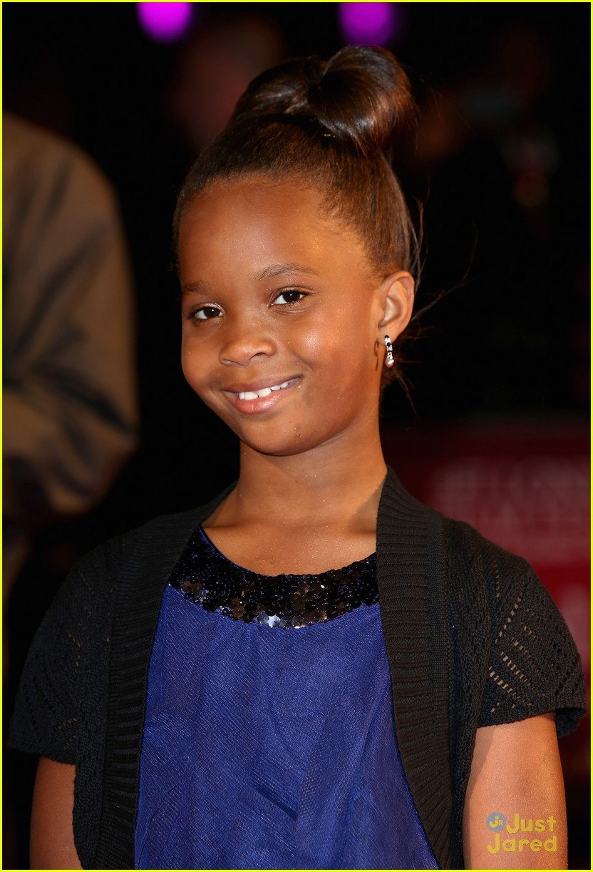 quvenzhane wallis beasts of the southern wild london premiere 06