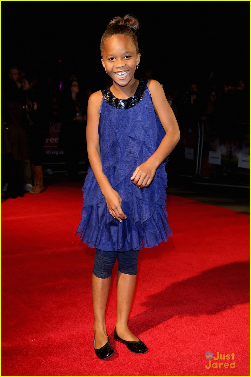 quvenzhane wallis beasts of the southern wild london premiere 08