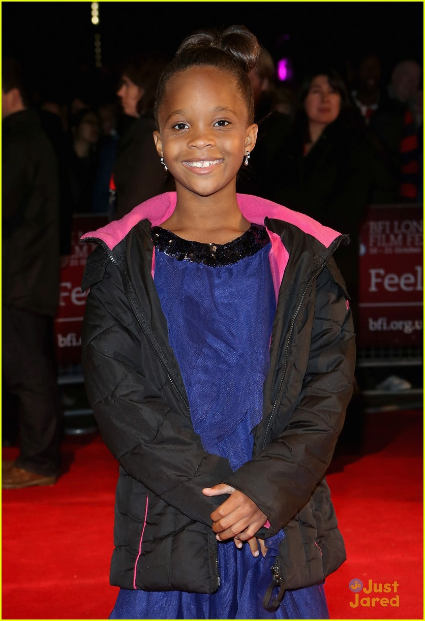 quvenzhane wallis beasts of the southern wild london premiere 14