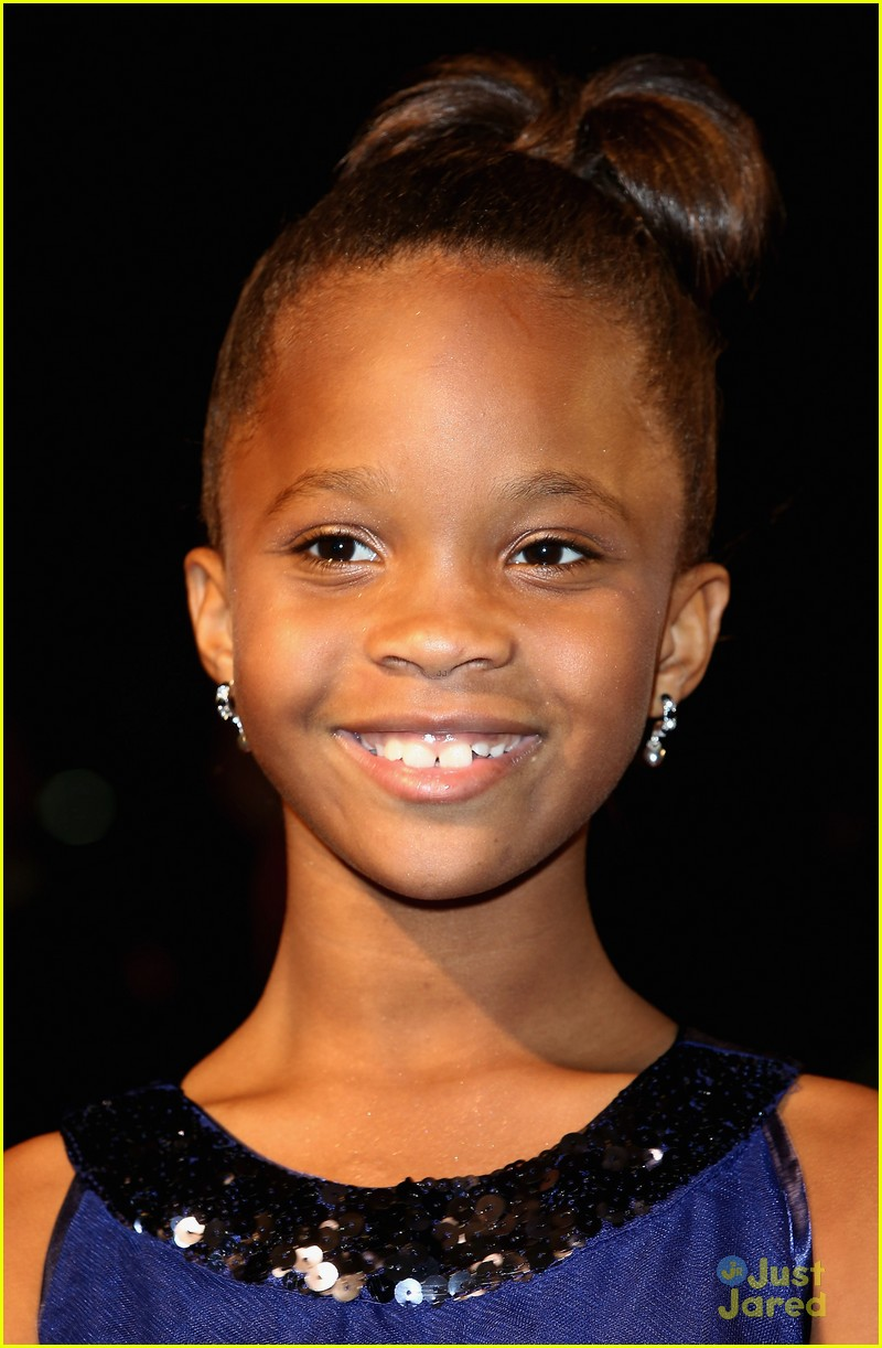 quvenzhane wallis beasts of the southern wild london premiere 15