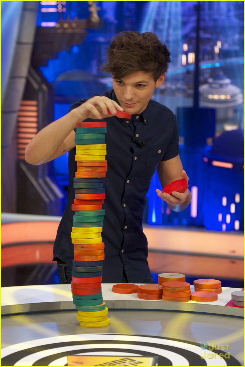 One Direction: 'El Hormiguero' Hunks | Photo 506993 ...