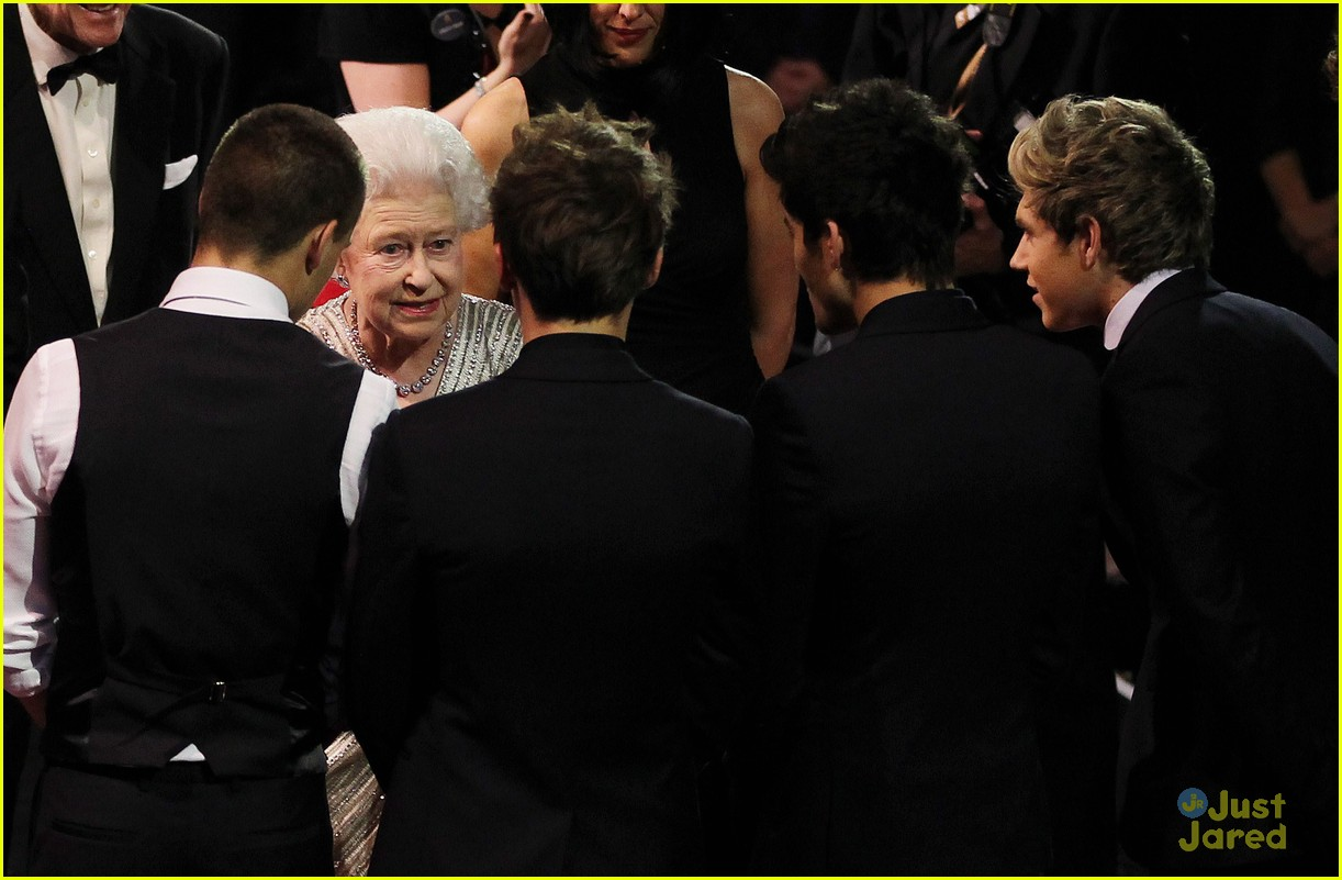 one direction queen variety show 10