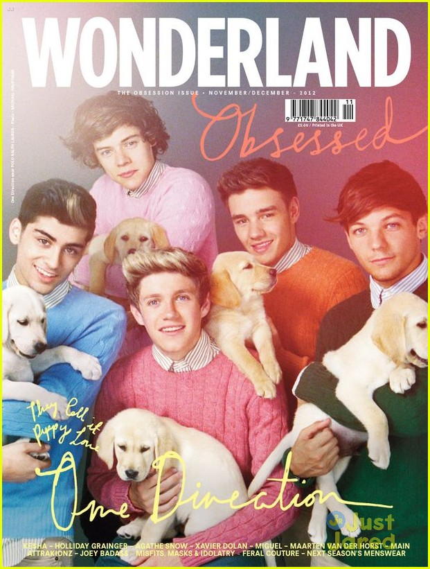 one direction wonderland mag 04