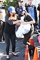 Ariel-frozen ariel winter farmers market 10