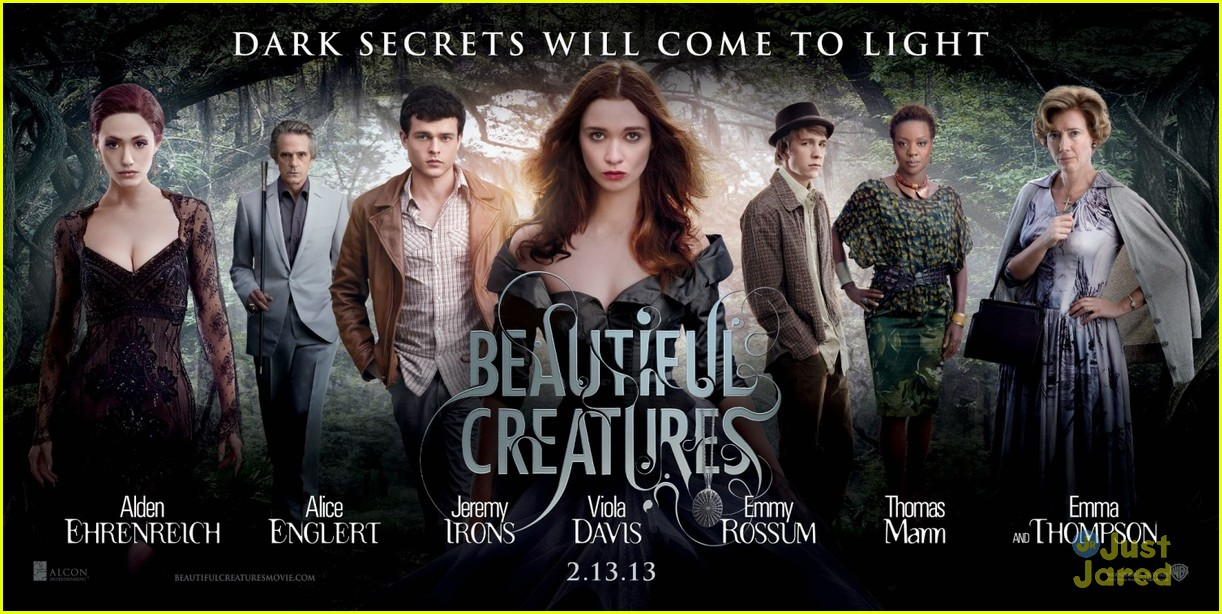beautiful creatures new poster 01