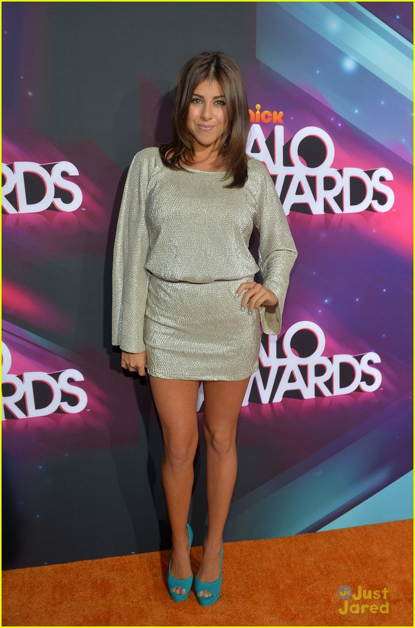 daniella monet halo awards 14