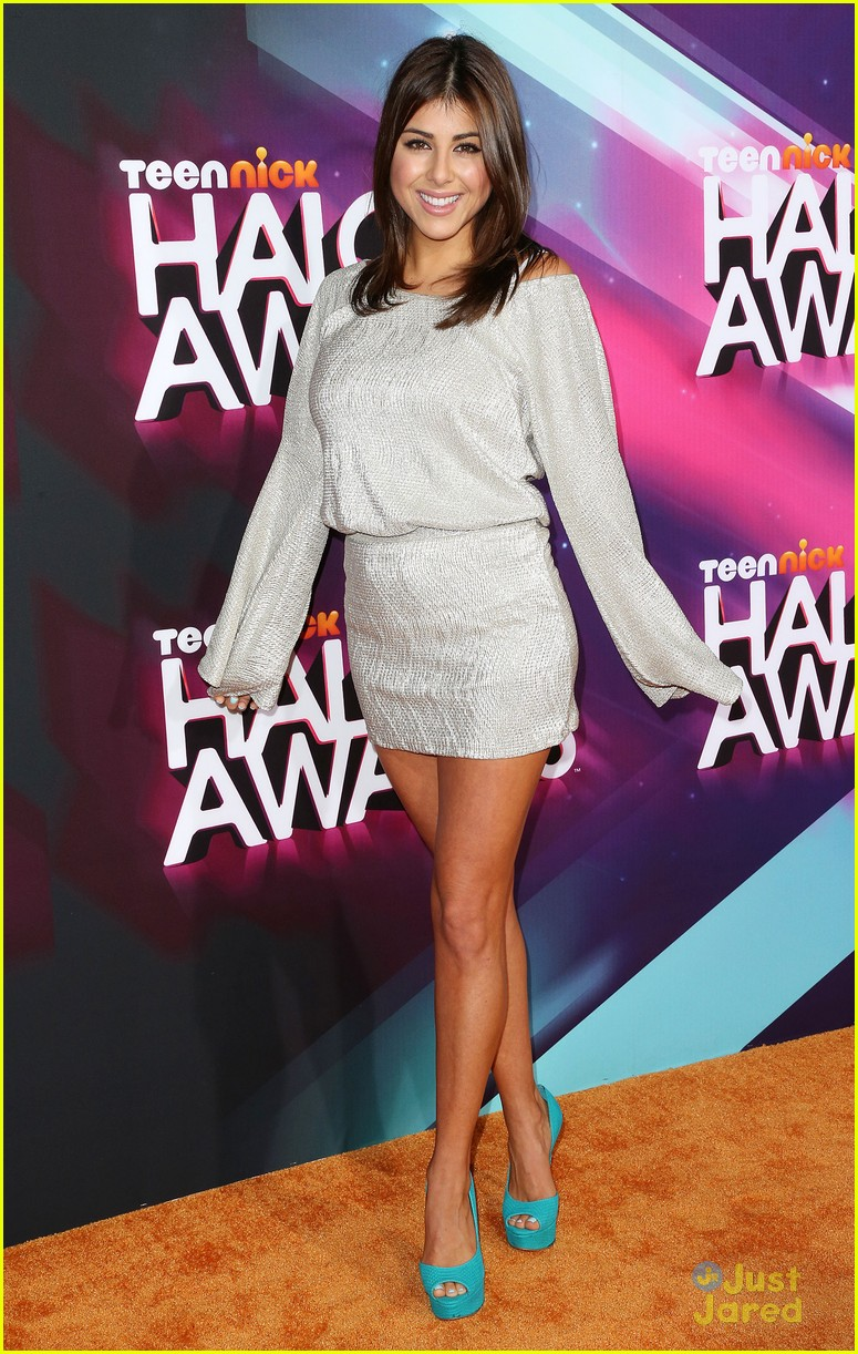 daniella monet halo awards 18