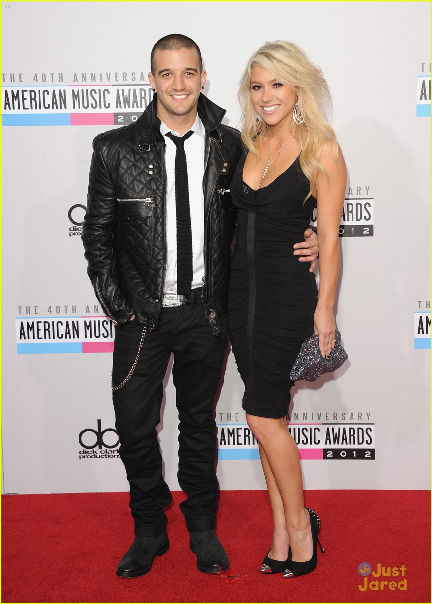 derek hough mark ballas amas 01