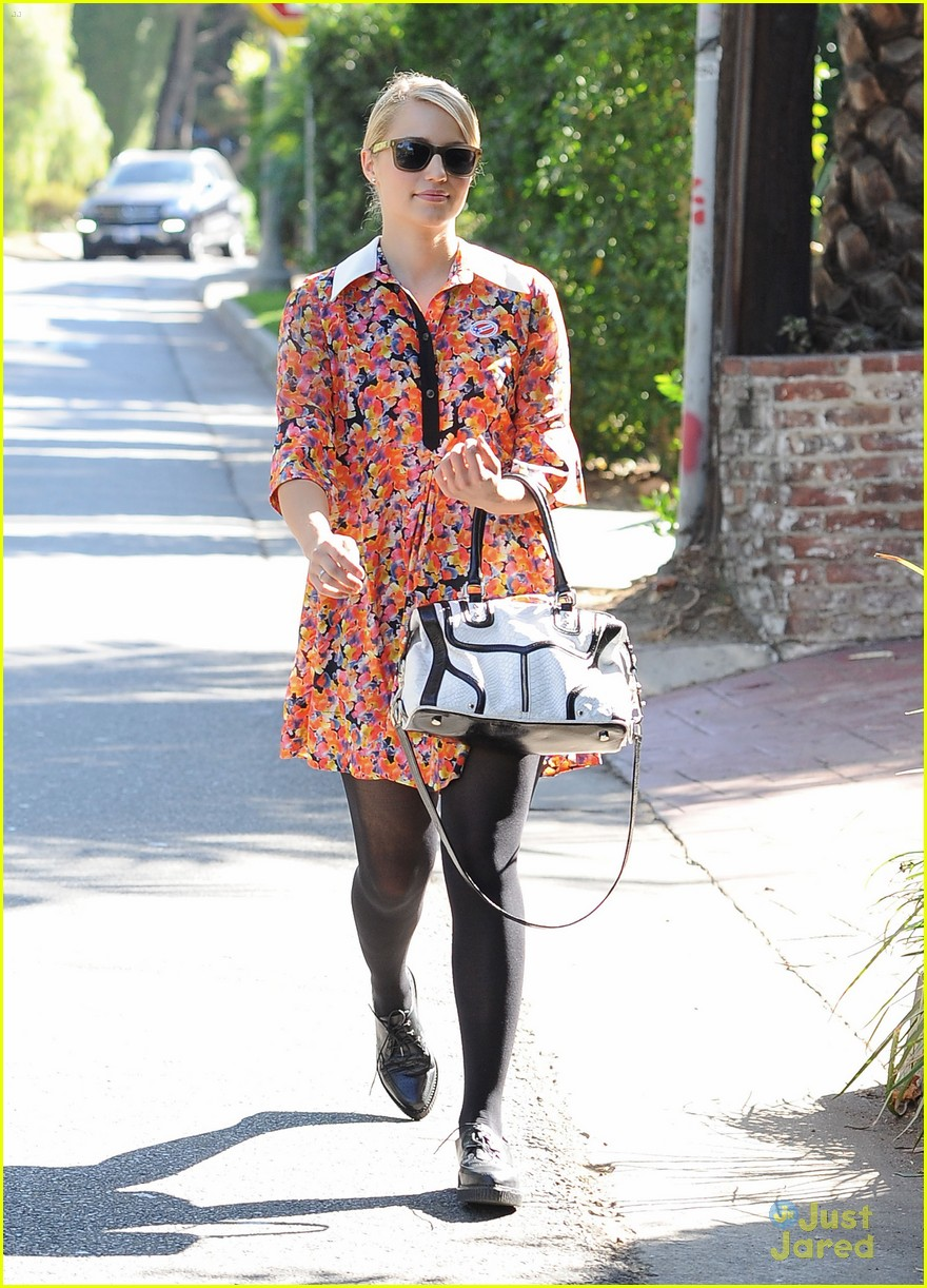 dianna agron vote sticker 06
