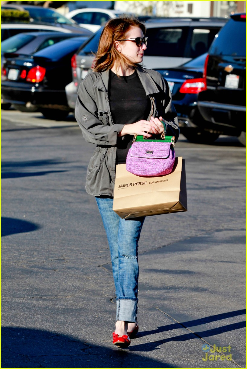 emma roberts evan peters black friday 05