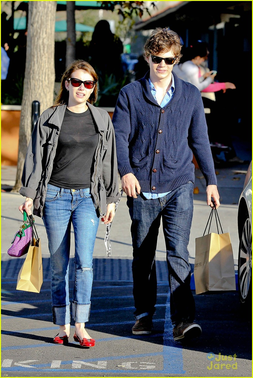 emma roberts evan peters black friday 06
