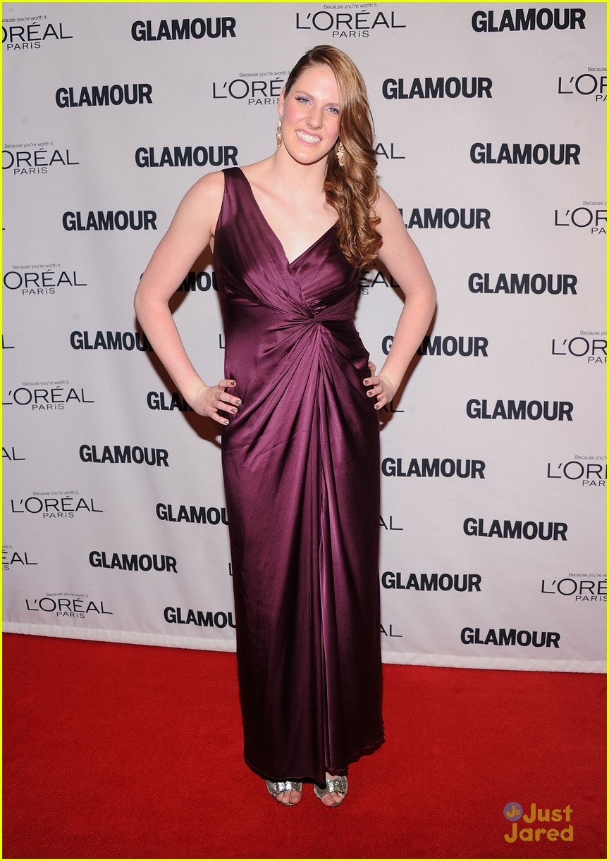 gabby douglas missy franklin glamour mag 06