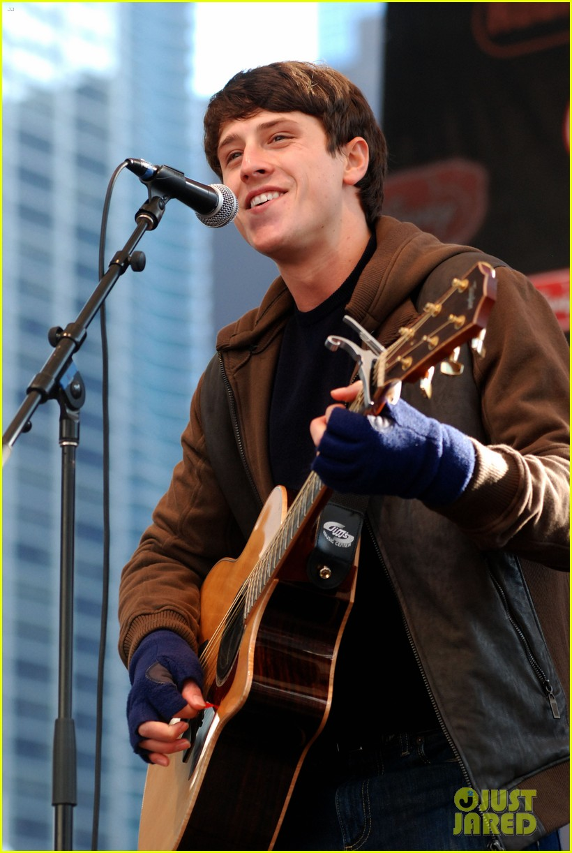 shane harper disney performs 09