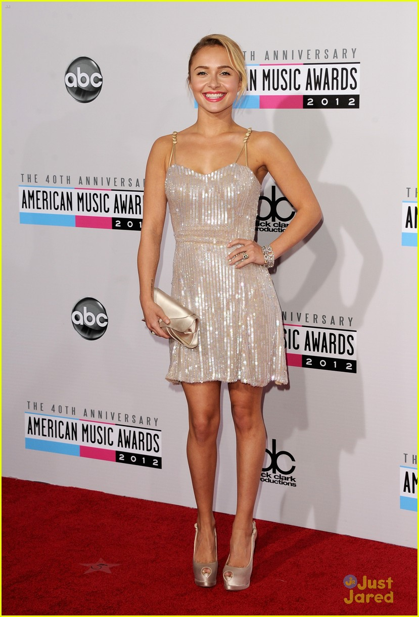 hayden panettiere 2012 amas 05