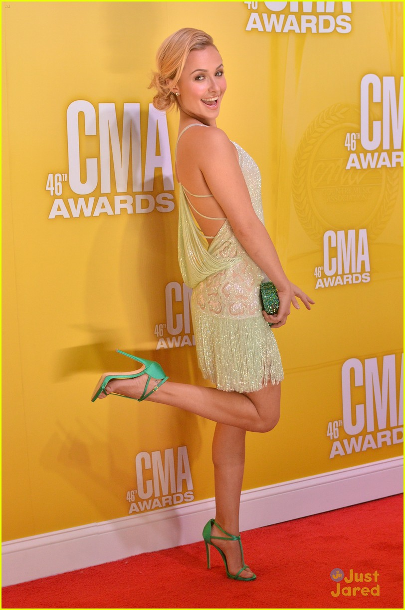 hayden panettiere cma awards 03
