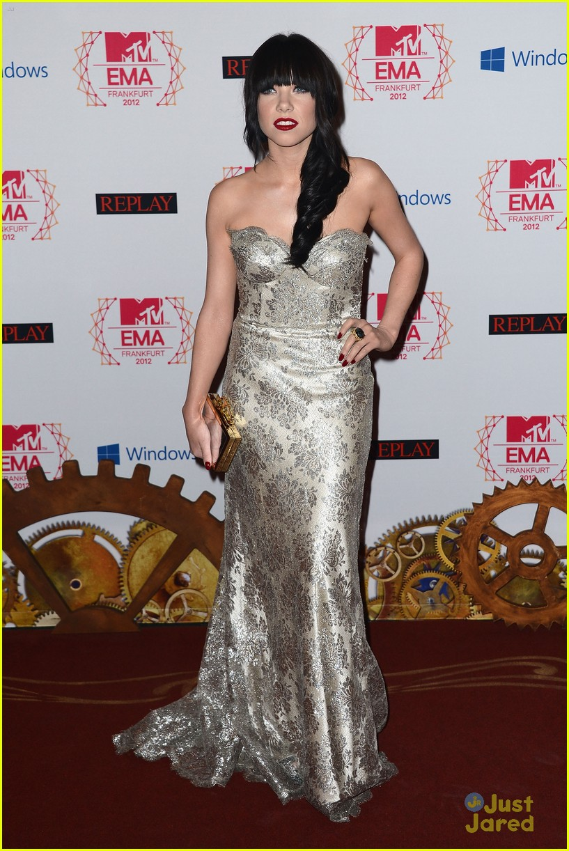 carly rae jepsen mtv emas 20