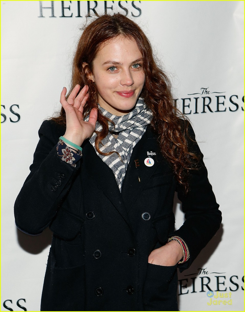 jessica brown findlay heiress nyc 05