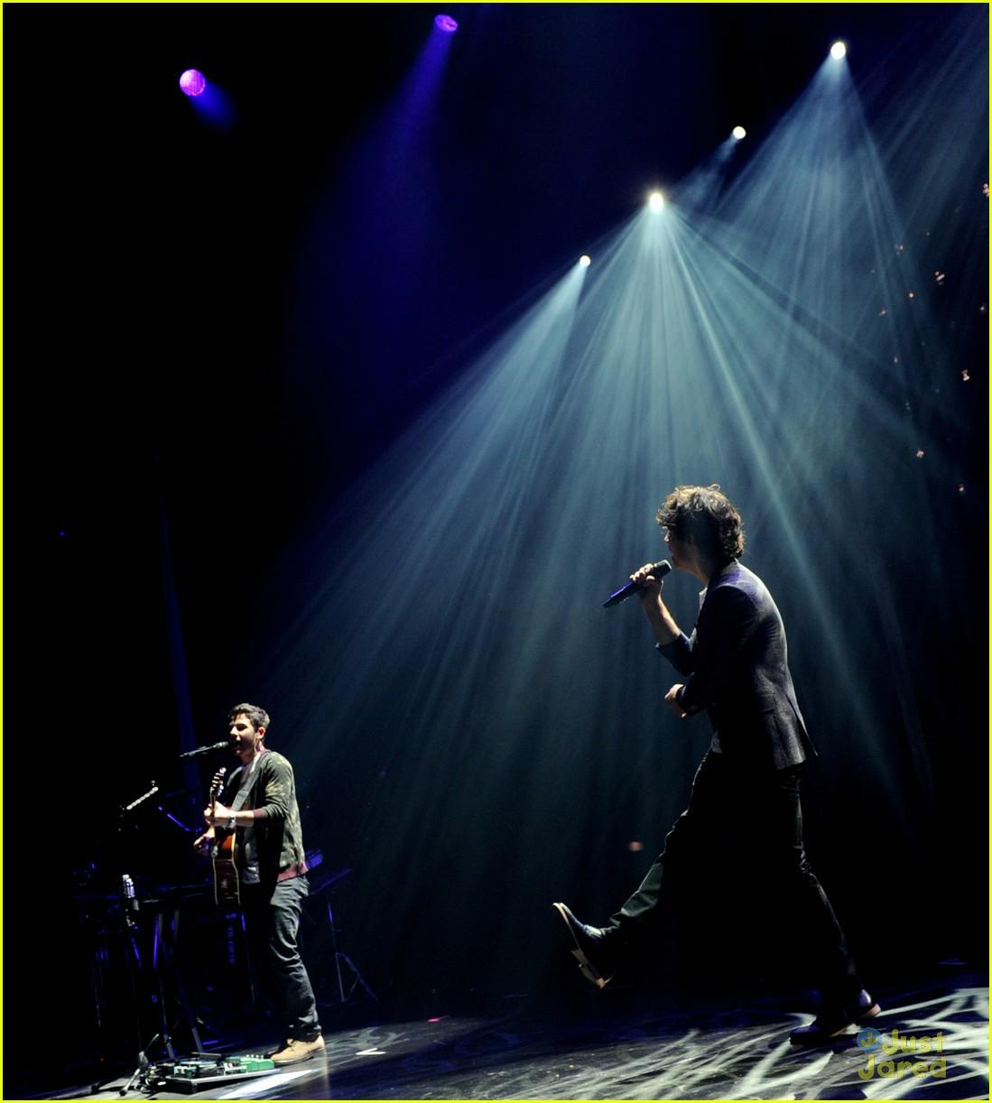 jonas brothers pantages concert 36