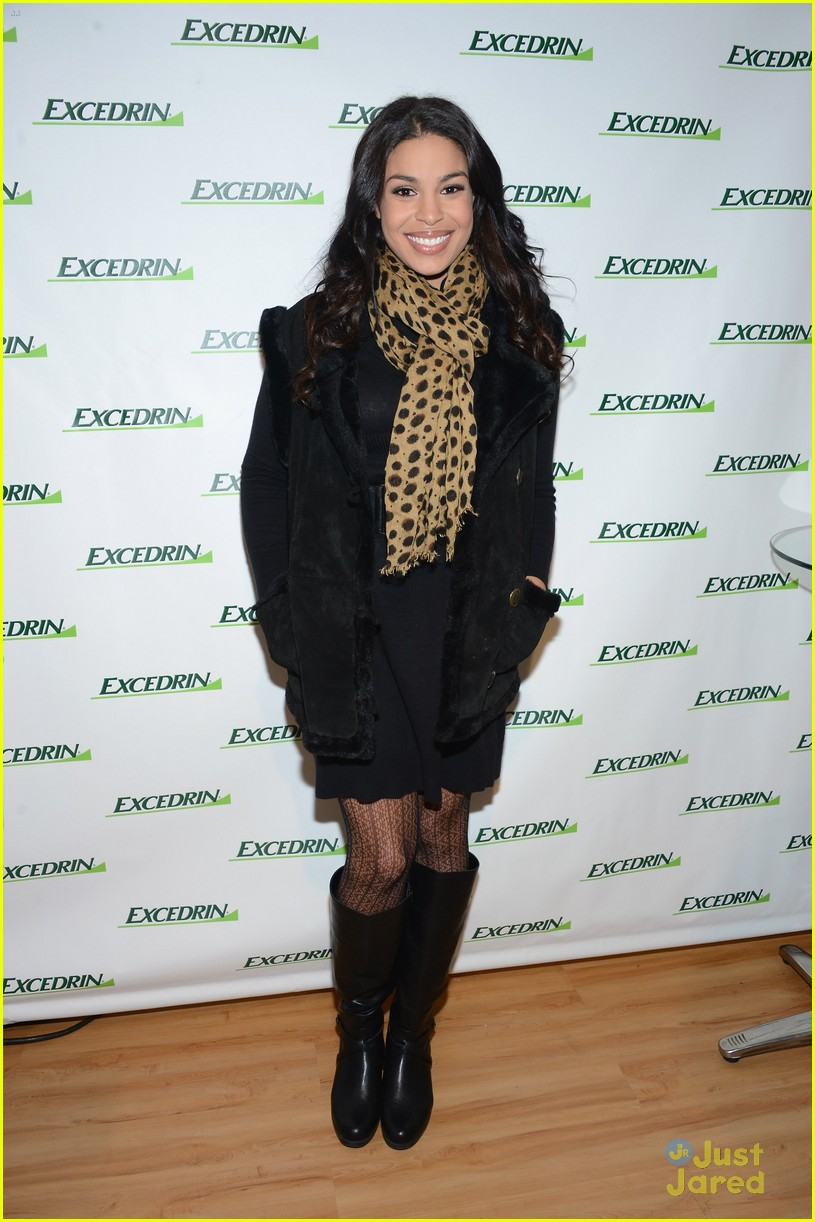 jordin sparks excedrin launch 01
