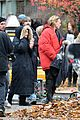 Lily-mortal lily collins jamie bower mortal set 05